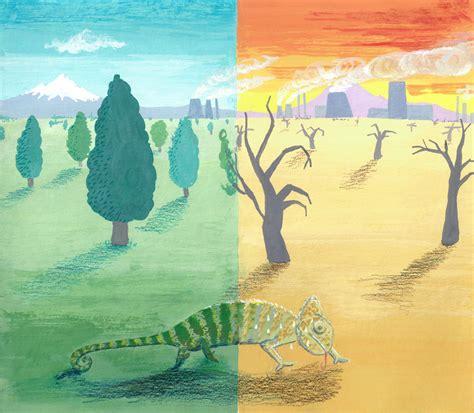 Glosario: Cambio climático   Definición