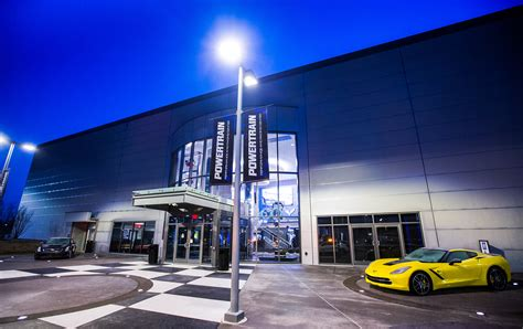 GM Inaugurates New Performance and Racing Center ...