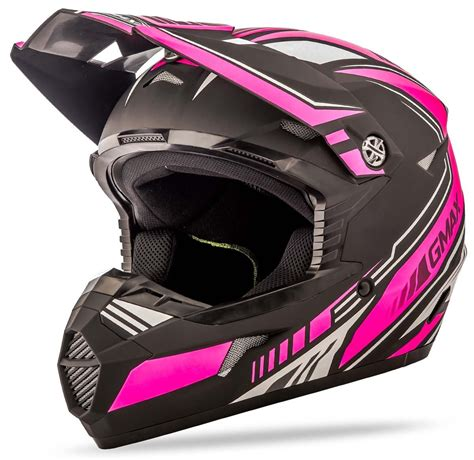 GMAX MX46 Helmet Dirt Bike Off Road MX Motocross DOT Adult ...