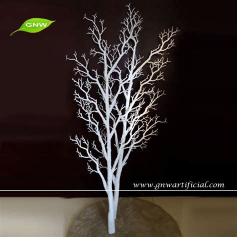 Gnw Wtr011 White Dried Decorative Branches Artificial Dry ...