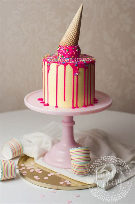 Go With the Flow: How to Make a Drip Cake | Creative ...