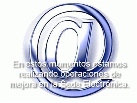 Gobierno de España   Sede Electrónica del Ministerio de ...