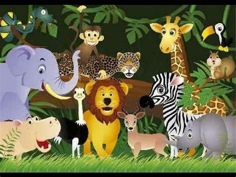 Godfy Dios Hizo los Animales Musica Infantil Cristiana ...