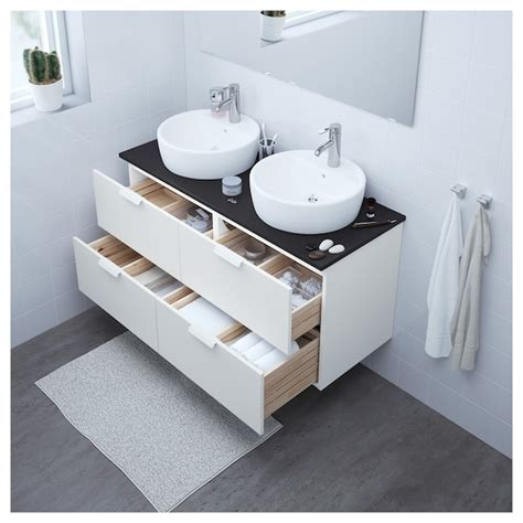 GODMORGON Bathroom vanity   white   IKEA