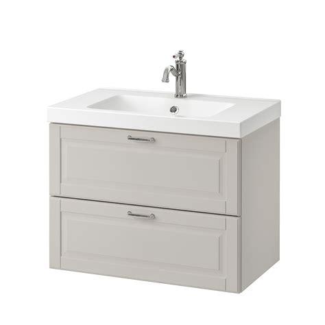 GODMORGON / ODENSVIK Mueble de lavabo con 2 cajones   IKEA