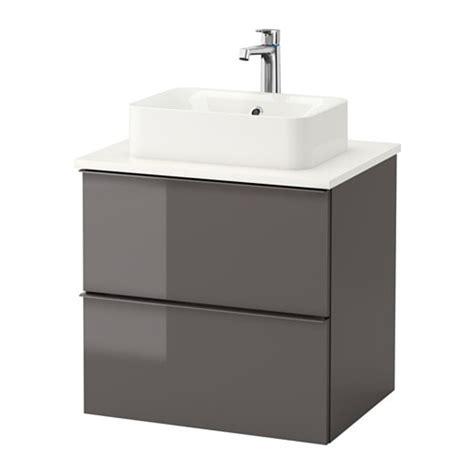 GODMORGON/TOLKEN / HÖRVIK Armario/lavabo +encimera ...