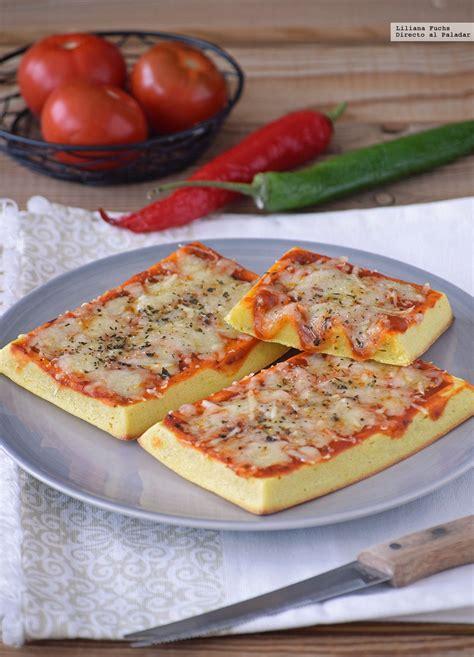 Gofres pizza. Receta facilísima para antojos | Receta ...