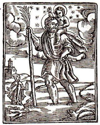 Goigs i devocions populars: Goigs a sant Cristòfol. Sant ...