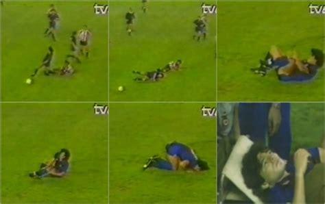 Goikoetxea su Maradona: il fallo più famoso del mondo ...