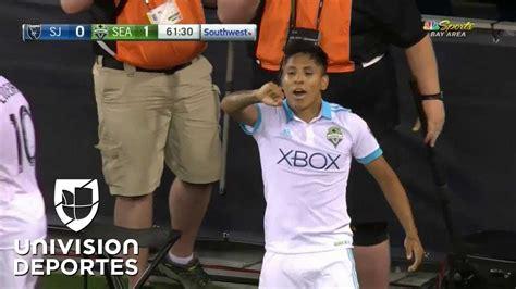 GOLAZO Raúl Ruidíaz primer gol con Seattle Sounders en la ...