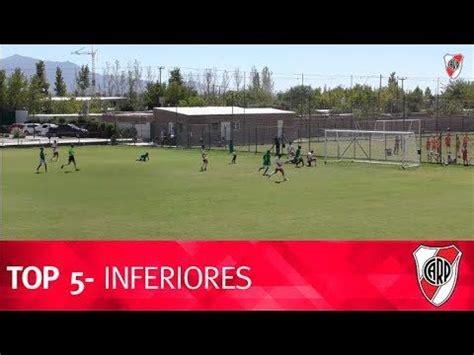 Goles de divisiones inferiores  09/04/2019    River Plate ...