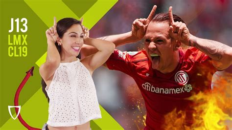 Goles de la Jornada 13   Liga MX Clausura 2019   FUTBOL MX ...
