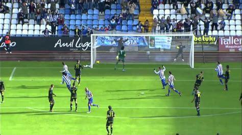 Goles Deportivo de La Coruña   La Liga Adelante ...
