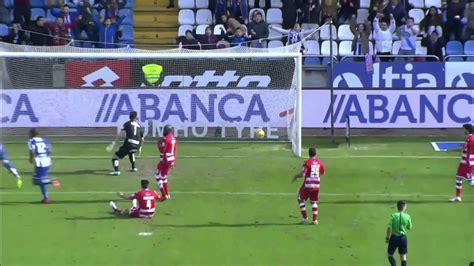 Goles Deportivo de La Coruña   La Liga   Temporada 2014 ...