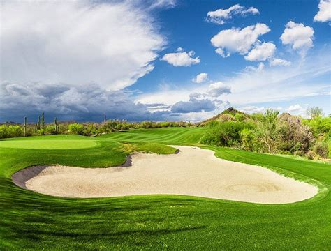 Golf Course Phoenix | Scottsdale | Quintero Golf Club