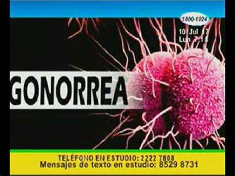 Gonorrea: Enfermedad de transmisión sexual   YouTube