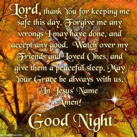 Good Night Prayer | Inspirational | Pinterest | Merry ...