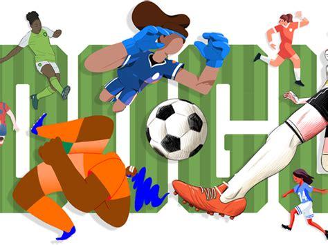 Google celebra el inicio de la Copa Mundial de Fútbol ...