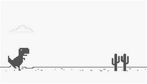 Google Chrome 10th anniversary: Dinosaur in offline Dino ...