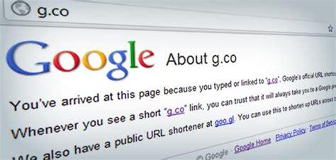 Google compró dominio G.co para usarlo en su acortador de ...