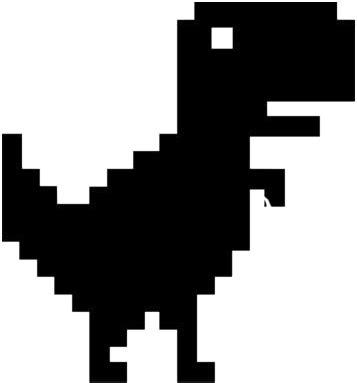 google dinosaur sticker freetoedit...