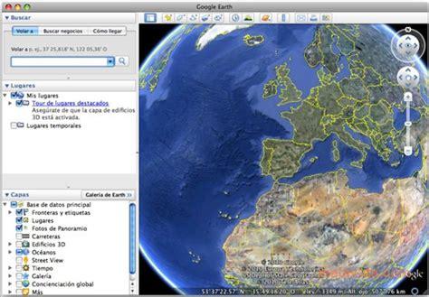 Google Earth 7.3.3.7786   Descargar para Mac Gratis