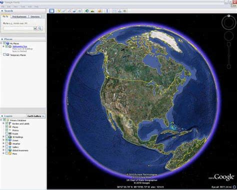 Google Earth for Windows 7   Discover any location on ...