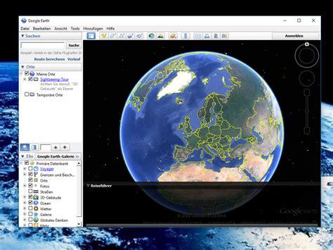 Google Earth   kostenlose Vollversion   Download   CHIP