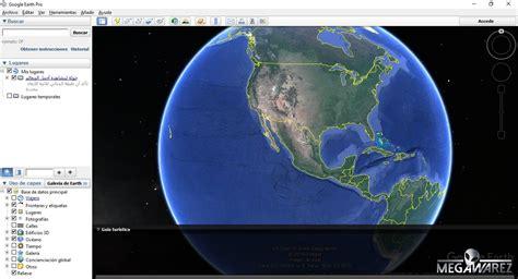 Google Earth Pro v7.3.1.4505 Final Versión Español para ...
