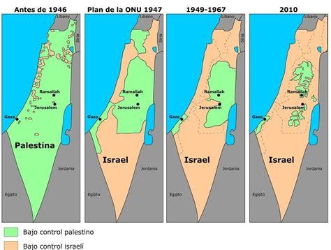 Google eliminó a Palestina del mapa y lo reemplazó por ...