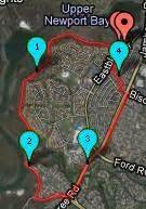 Google Map Pedometer / GMaps Pedometer for Running ...
