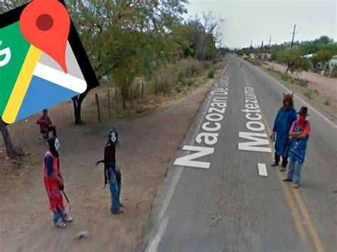 Google Maps: 10 insólitos descubrimientos captados por la ...