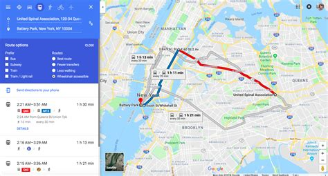 Google Maps Adds Accessible Public Transit Route Option ...