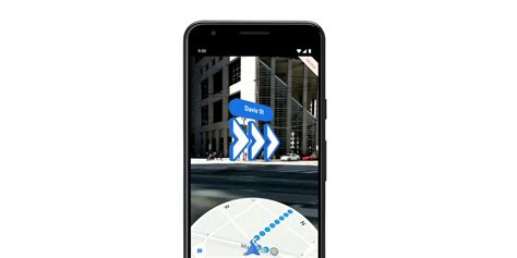 Google Maps AR walking directions available on Pixel now ...