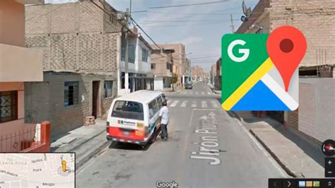 Google Maps: Las 10 situaciones más raras captadas en ...