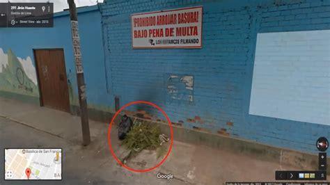 Google Maps: Miraba jirón de  Barrios Altos  y captó ...