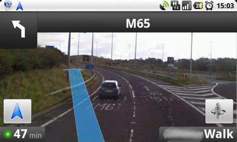 Google Maps Navigation Review  UK    A Free Mobile Phone ...