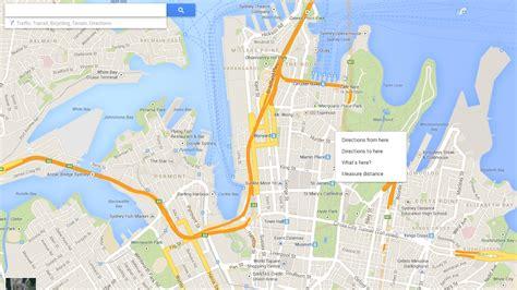 Google Maps Now Allows You To Measure Distances ...