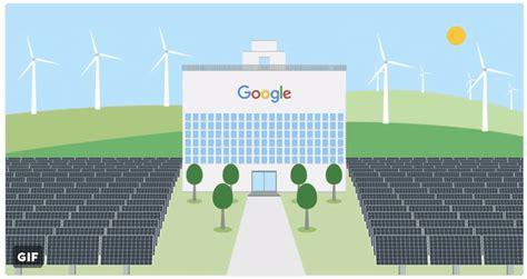 Google opera oficialmente con 100% de energía renovable ...