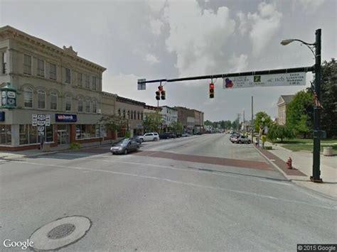 Google Street View Hillsboro  Highland County, OH ...