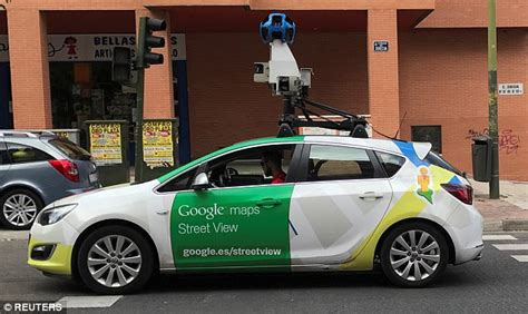 Google Street View maps air pollution to help commuters ...