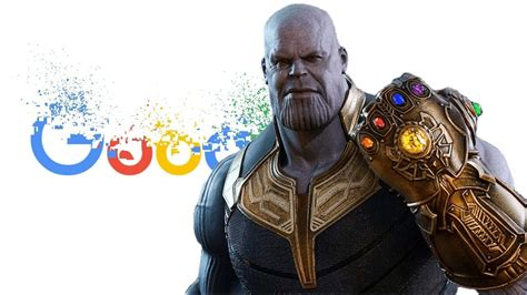 Google Thanos and Click the Gauntlet Twice   YouTube