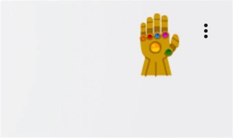 Google  Thanos  Right Now For a Good Time   The Mary Sue