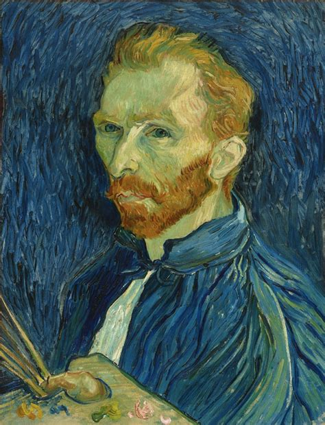 Google's High Resolution, Close Up Images Of Van Gogh's ...