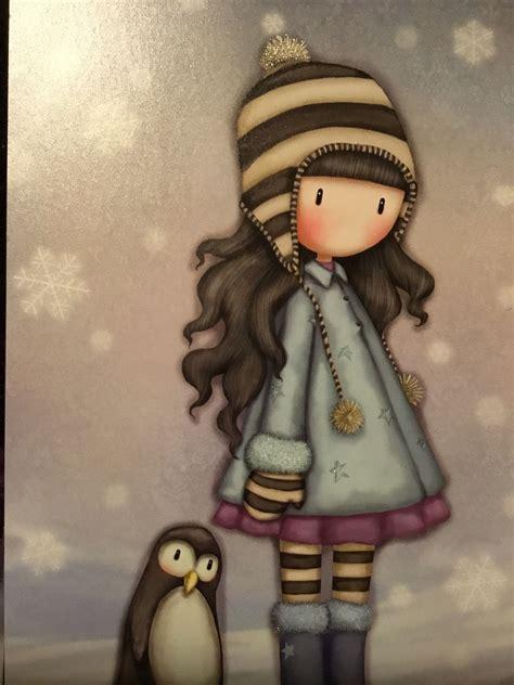 Gorjuss | Cute paintings, Cute art, Cute drawings