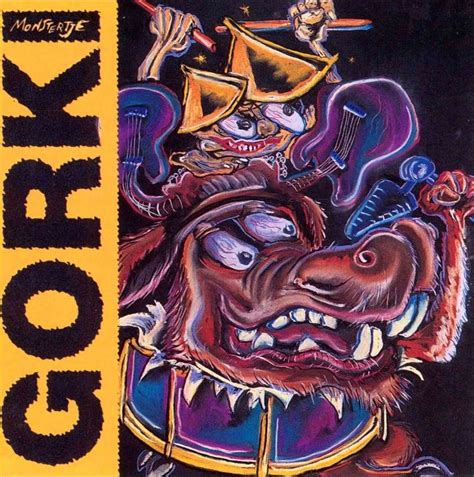 Gorki – Luc De Vos » Monstertje