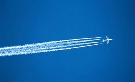 Government conspiracy…or just jet contrails? | Hudson ...