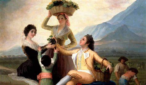 Goya, La vendimia o el otoño, 1786. 10 obras en Madrid ...