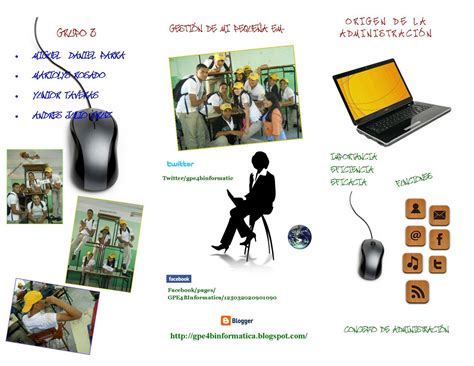 GPE 4B Informatica: Brochure para GPE Origen de la ...
