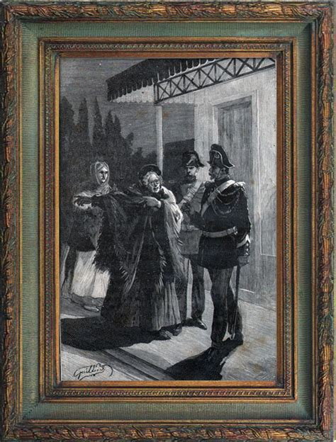 Grabados Antiguos | Grabado de París   Escena de Género ...